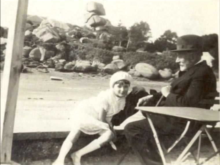 Georges Méliès and Madeleine
