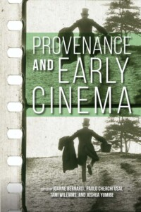 Cover for Provenance and Early Cinema