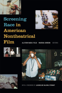 Book cover for Screening Race in American Nontheatrical Film