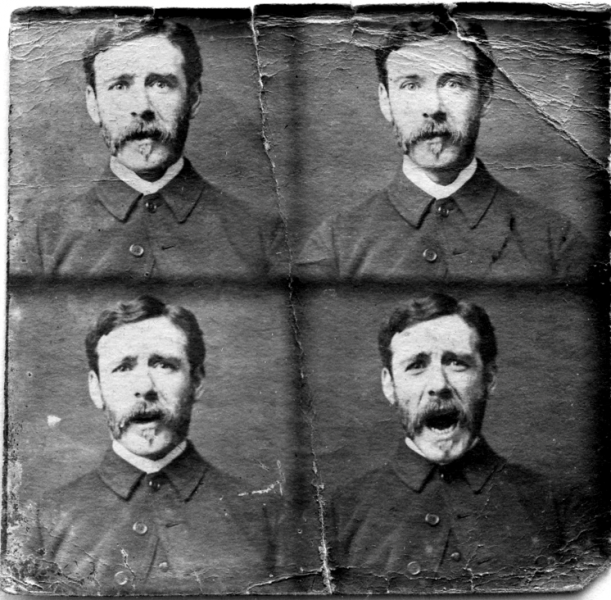 Portrait of William Friese Greene